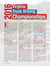 2016 Virginia Trucking Association [22 - 23] Truckers Converge On Washington Dc For Events This Week 2016 Virginia Trucking Association 26 27 Vdot Operations Bulletin February 2017 By Issuu 24 25 Share The Road Home Facebook The Record Delta Local Company Hosts West Truck Driving New Improved Mpg Port Of To Introduce Appoiment System March 1 Truck November News Could Allow Trucks Up 11000 Pounds Heavier Than It Does Our Partners Bestpass Hard Trucking Al Jazeera America