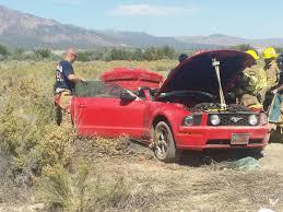 100 Truck Vs Car 3 Injured In Fairfield Semi Truck Vs Car Crash KUTV