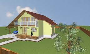 Story Building Design by House Plans 2 Story Building House Design Interior Renders In