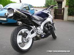 pot gsr 600 moto tuning