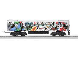 100 Batman Truck Accessories DC Comics BATMAN LionChief ReadytoRun M7 Subway Set