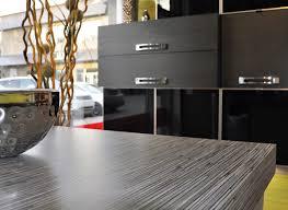stratifié pour cuisine comptoir de cuisine en stratifié f design