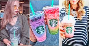 25 Secret Starbucks Menu Drinks Every Coffee Fanatic Can Try This Summer