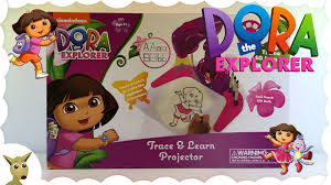 the explorer trace and learn projector drawing