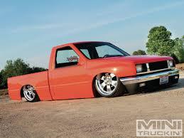 100 Isuzu Pick Up Truck 1994 Up Puppin Wheelies Mini In Magazine