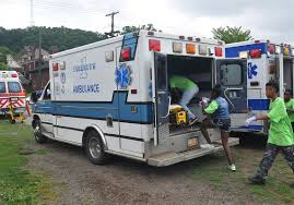 100 Crosby Trucking Priority One EMS Helps Braddock Residents Get To Medical Care