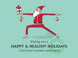 Tis The Season To Be Marketing Use Christmas Cards Maintain Referrals In
