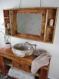 calîn chaud badmöbel rustikal 3tlg