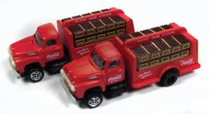 98 N Scale Trucks Classic Metal Works 50383 1954 Ford Bottle Coca Cola 2