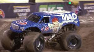 First Ever Monster Jam Truck Front Flip - Lee O'Donnell At Monster ...
