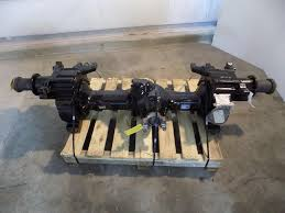 100 Camerota Truck Parts Axle Assembly Rear Single Or Rear S For Sale