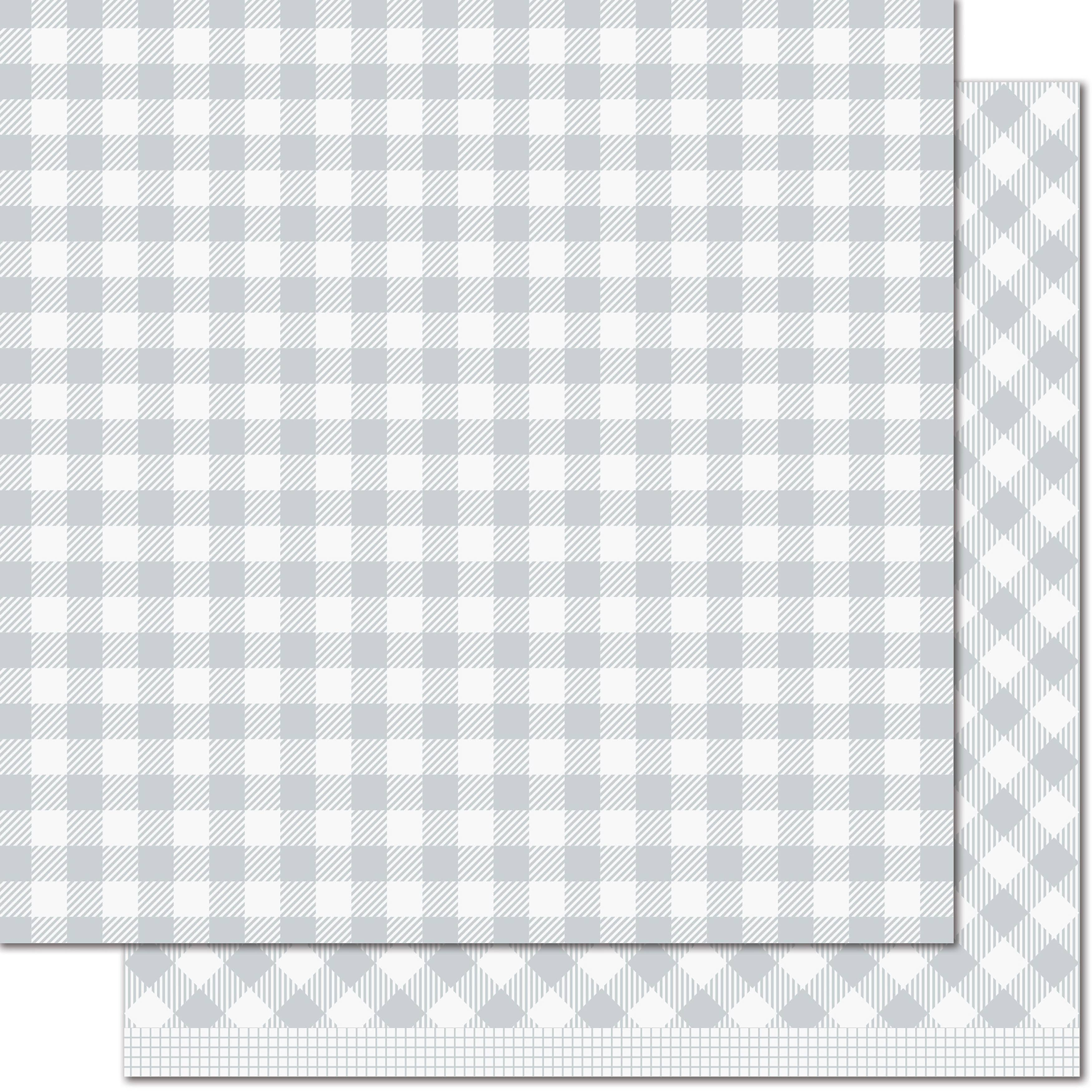 Lawn Fawn Gotta Have Gingham Nellie Paper
