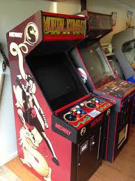 Mortal Kombat Arcade Cabinet Restoration by Capcom Addict Update 26 8 14 Mortal Kombat Lai Dedicated Cab