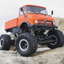 100 Rc Diesel Trucks MercedesBenz Unimog 406 Cr01 Series U900 Tamiya USA