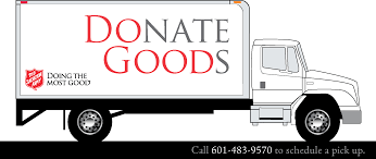 100 Salvation Army Truck Of Meridian MS Donate Your Goods Of