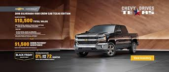 New Chevy Dealership | McAllen TX | Clark Chevrolet