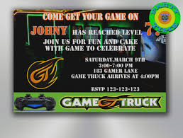 Unique Of Game Truck Party Invitations Video Rover Mobile - Party ... Video Game Party Invitations Gangcraftnet Invitation On K1069 The Polka Dot Press Monster Truck Birthday Ideas All Wording For Save Gamers Fun Birthdays Planning A 13yr Old Boys Todays Pitfire Pizza Make One Amazing Discount Unique Dump Festooning And Printable Orderecigsjuiceinfo Star Wars Signs New Designs Invitations Fancy Football