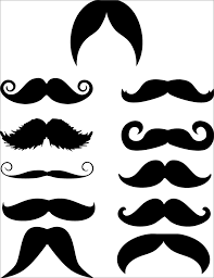 Gorgeous Inspiration Mustache Coloring Pages Template