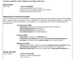 How To Write A Professional Summary For A Resume by Resume Stunning Professional Skills Resume 14 How To Write A