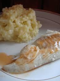 la cuisine à toute vapeur dorade en croute de sel et sa puree de celeri poelee c est