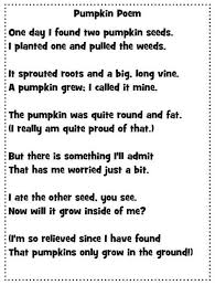 Poems About Halloween That Rhymes by 1012 Best Poems Images On Pinterest Fall And Activities