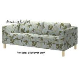 ikea karlstad sofa cover for karlstad sofa slipcover mader
