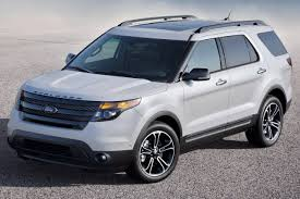 Ford Explorer Captains Chairs Second Row by Used 2014 Ford Explorer For Sale Pricing U0026 Features Edmunds
