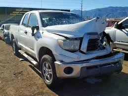 100 Trucks For Sale In Colorado Springs 2008 Toyota Tundra DOU For Sale At Copart CO Lot