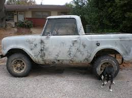 1961 IH Scout 80 4x4 For Sale - Pensacola Fishing Forum Off Road 4x4 Trd Four Wheel Drive Mud Truck Jeep Scout 1970 Intertional 1200 Fire Truck Item Da8522 Sol 1974 Ii For Sale 107522 Mcg 1964 Harvester 80 Half Cab Junkyard Find 1972 The Truth 1962 Trucks 1971 800b 1820 Hemmings Motor Restorations Anything 1978 Terra Pickup 5 Things To Do With 43 Intionalharvester Scouts You Just Heres One Way To Bring An Ihc Into The 21st Century