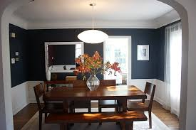 Amazing Of Dining Room Paint Ideas With Chair Rail Colors