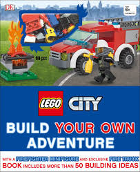 LEGO® City Build Your Own Adventure | DK UK Lego City Ugniagesi Automobilis Su Kopiomis 60107 Varlelt Ideas Product Ideas Realistic Fire Truck Fire Truck Engine Rescue Red Ladder Speed Champions Custom Engine Fire Truck In Responding Videos Light Sound Myer Online Lego 4208 Forest Chelsea Ldon Gumtree 7239 Toys Games On Carousell 60061 Airport Other Station Buy South Africa Takealotcom