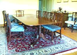 Baker Dining Room Table Antique Tables For Sale Vintage Chairs And