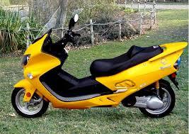 RoadRunner 250cc Road Queen