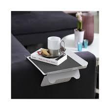 plateau pour canapé desserte de 28 x 28 cm achat vente