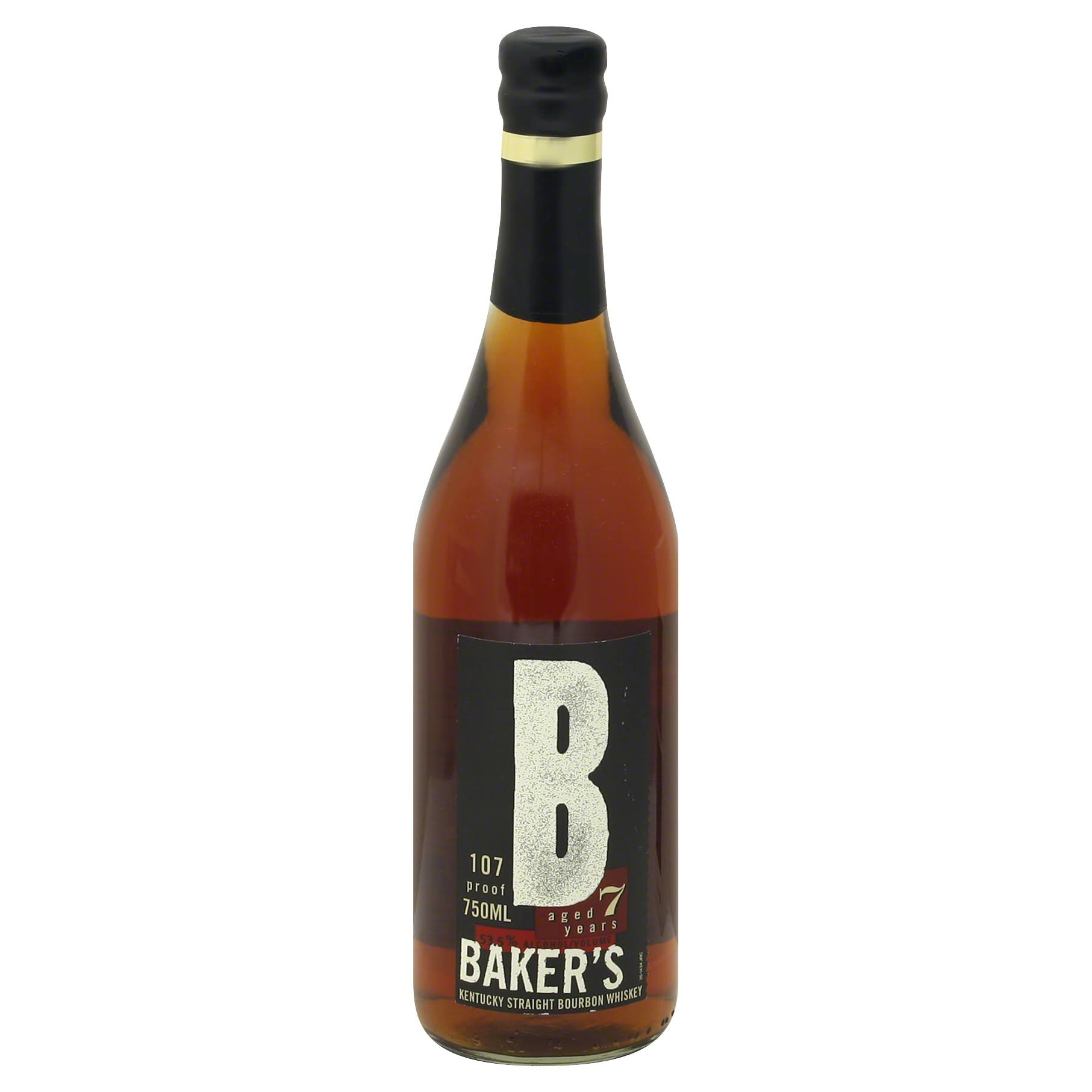 Baker's Bourbon Whiskey
