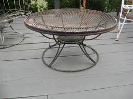 how to redo metal patio furniture logonaniket com best home