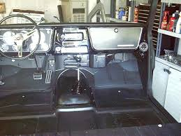 Post Blazer Interior The 1947 Present Chevrolet & GMC