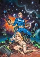 Marvel Super Special 10 Comic Art
