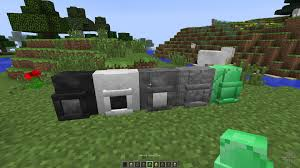 Marble and Chimneys 1 7 10 for Minecraft
