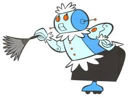 When you talk about a robot that can take care of household chores I will assume you are talking about something along the lines of Rosie