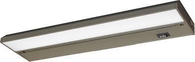 afx nll14rb2 noble nll2 rubbed bronze led 14 cabinet lighting