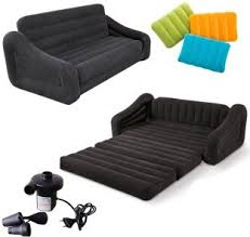Intex Inflatable Pull Out Sofa by Intex Inflatable Pull Out Sofa India Scandlecandle Com