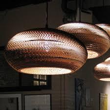 oval braun pendelleuchten papier pendelleuchte für esszimmer bar restaurant leuchten droplight suspension pl295