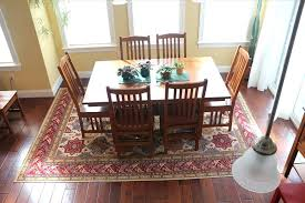 Rugs For Under Dining Room Table Image Of Ideas Best Rug