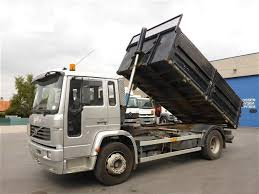 100 Truck Volvo For Sale Of VOLVO FL 220 Dump Trucks By Auction Tipper Truck Dumper