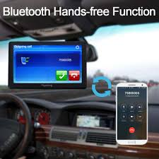 YoJetSing GPS Navigation For Car, Bluetooth Truck GPS 7 Inch HD GPS ... Elebest Factory Supply Portable Wince 60 Gps Navigation 7 Truck 9 Inch Auto Car Gps Unit 8gb Usb 7inch Blue End 12272018 711 Pm Garmin Fleet 790 Eu7 Gpssatnav Dashcamembded 4g Modem Rand Mcnally And Routing For Commercial Trucking Podofo Hd Map Free Upgrade Navitel Europe 2018 Inch Sat Nav System Sygic V1374 Build 132 Full Free Android2go 5 800mfm Ddr128m Yojetsing Bluetooth Amazoncom Magellan Rc9485sgluc Naviagtor Cell Phones New Navigator Helps Truckers Plan Routes Drive