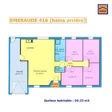 plan de maison gratuit 4 chambres plan de maison individuelle plain pied