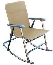 Reclining Camping Chairs Ebay by Folding Rocker Chairs Ebay