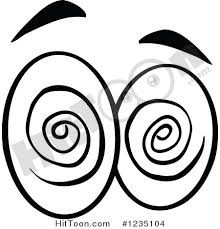 Pair Of Eyes Co Eye Coloring Page