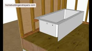 Americast Bathtub Problems 2016 by How Are Most Bathtub Supported U2013 Remodeling And Home Building